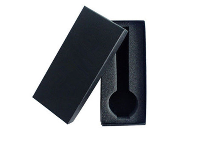 Durable Custom Watch Box Case , Recyclable Cardboard Watch Box With Pillow